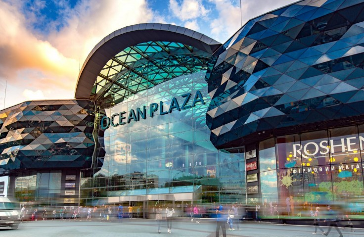 ТРЦ Ocean Plaza, м.Київ   2012р.