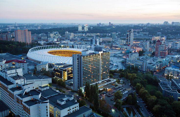 Premier Hotel Rus, м.Київ 2009-2010р.