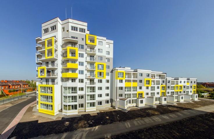 ЖК Сан Сіті, м.Київ 2015-2016р.