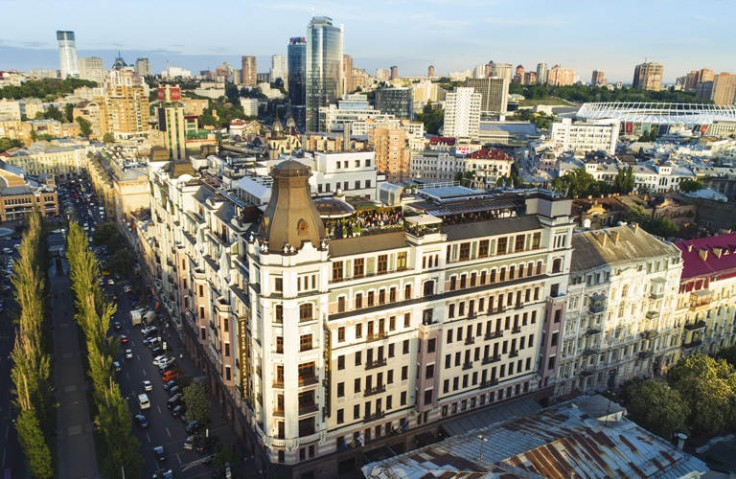 Premier Palace Hotel, м.Київ 2009-2011р.